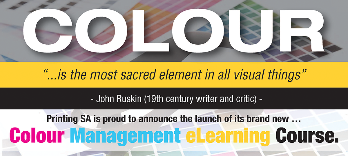 Colour Manangement eLearning Course