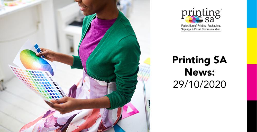 Printing SA News: 29/10/2020