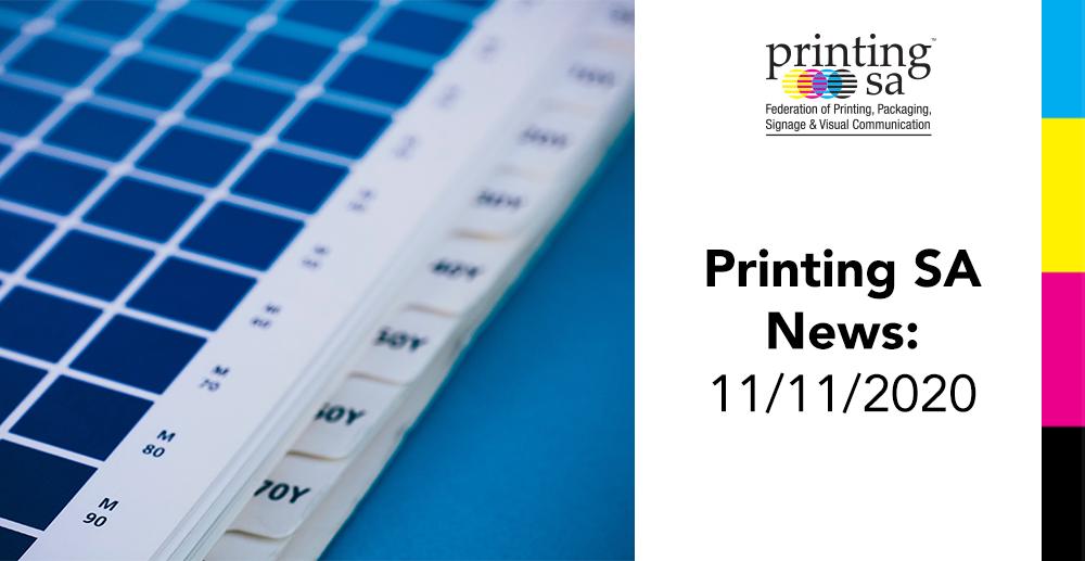 Printing SA News 11/11/2020