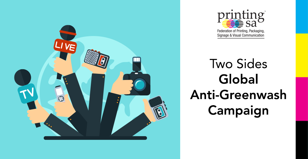 Two Sides Global Anti-Greenwash Campaign