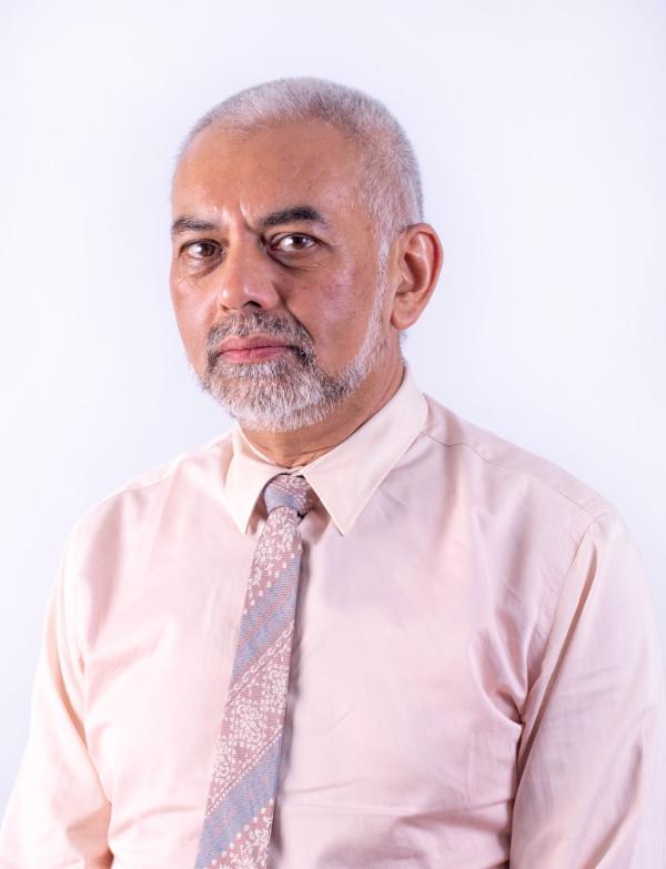 Dr Abdool Majid Mahomed